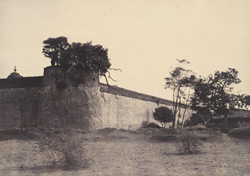 S.E. Angle of the Tirambur Pagoda. [Kovilkudi]